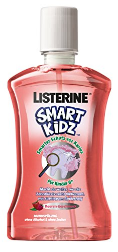 Listerine Smart Kidz Beere, Kinder 6 plus, 500 ml
