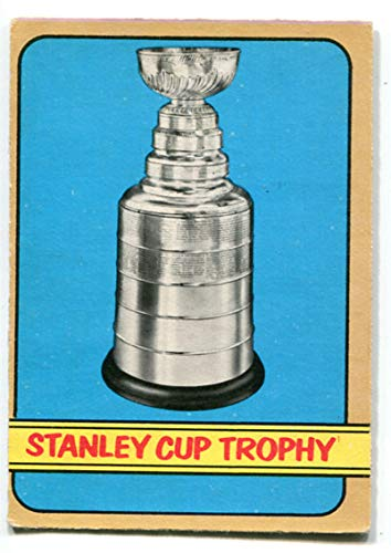 OPC 1972/73 Stanley Cup Card #253