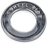 Kyпить Cragar 27224-4: Lug Nut Washers, Steel, Chrome, Centered Round, 1.250 in. O.D., Set of 4 на Amazon.com