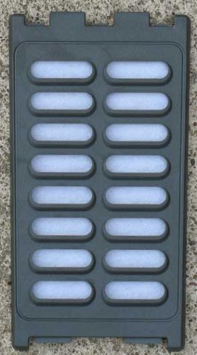 Electrolux Upright After Filter & Plastic Retainer - Generic
