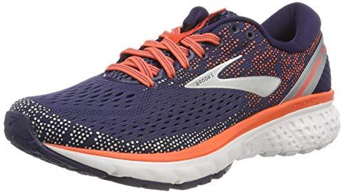 navy Blu Da coral Brooks Ghost 11 461 Donna Running Scarpe grey xWFnnHpqw0