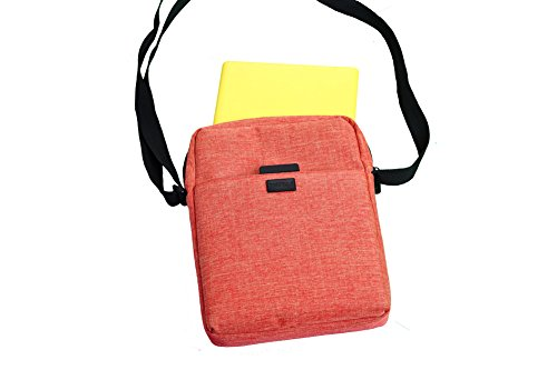 TINYAT Shoulder Messenger Bag Crossbody Pocket Travel Purse Passport Wallet T511