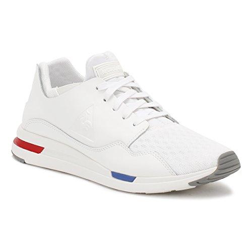 Le Coq Sportif Hombres Optical Blanco LCS R Pure Zapatillas