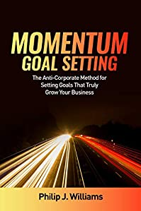 Momentum Goal Setting by Philip Williams ebook deal