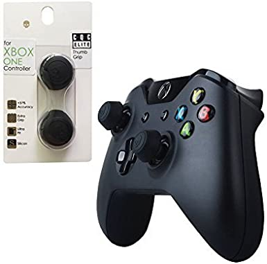 Skull & Co. Thumb Grip Joystick Cap CQC Elite Thumbstick Cover for ...
