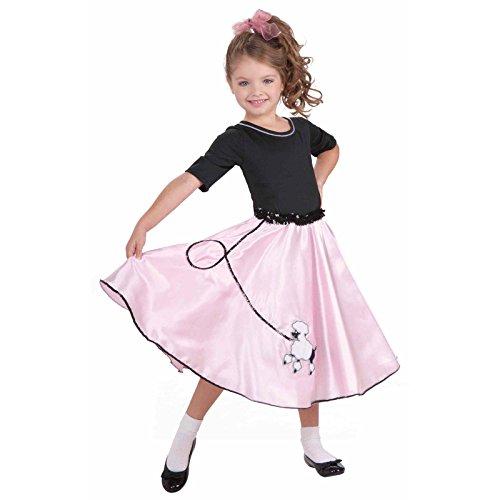 Children's Church Costumes (Forum Novelties Pretty Poodle Princess Costume, Child's Medium)