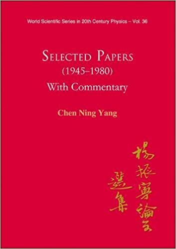Selected Papers  (1945-1980) with Commentary