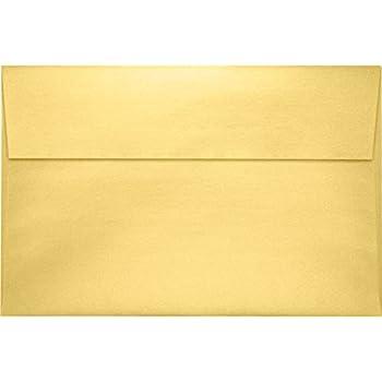 quality park quarter fold invitation envelope 4 375 x 5 75 inch