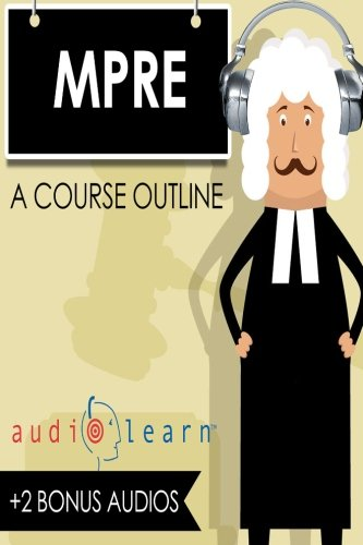 MPRE AudioLearn (Audio Law Outlines)