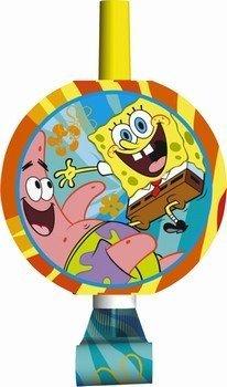 SpongeBob SquarePants Buddies Party Blowouts 8 ()