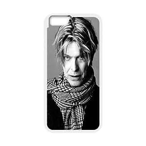 iPhone6 Plus 5.5 inch Phone Case White David Bowie ES3TY7870822
