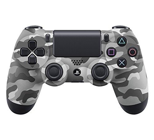 Sony-Dualshock-4-CUH-ZCT1E-Joystick-inalmbrico-diseo-de-camuflaje