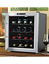 16 bottle touchscreen Wine Refrigerator ()