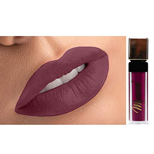 All Day Liquid Matte Lipstick Long Lasting Waterproof Lip Gloss - Suggei