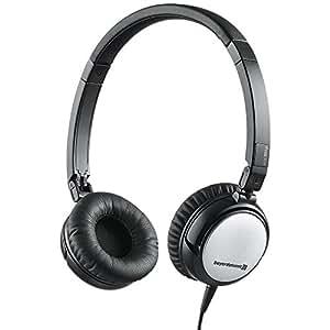 Beyerdynamic DTX 501 p - Auriculares de diadema cerrados (3.5 mm, 104 dB), negro y plateado