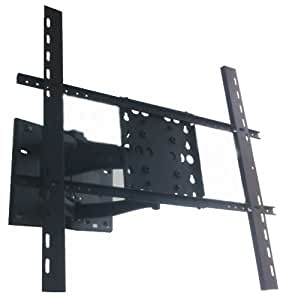 """Articulating Arm Wall Mount for Sharp 80"""" LC80LE844U, LC80LE632U, Sharp 70"""" LE745U, LC70LE640U, Sharp 60"""" LC60LE745U, LC60LE847U LCD, LED TV"""