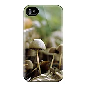Hot LbH18629zYrD Nature Small Mushrooms Cases Covers Compatible With Iphone 6