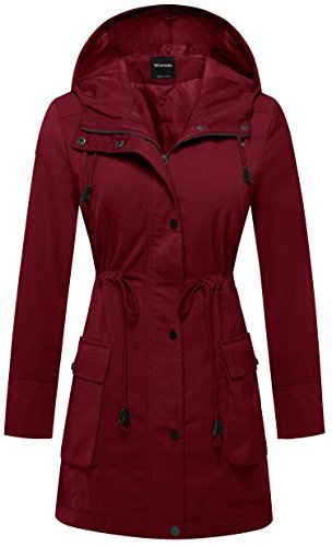 Red Trench - 9