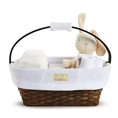 Munchkin Portable Diaper Caddy White product image