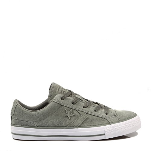 Converse Unisex Chuck Taylor All Star Sneaker (Mens 7/Womens 9, Star Player Olive 9547)