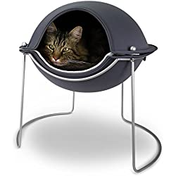 Hepper Pod Pet Bed - A Modern Design Pet Bed for Cats and Small Dogs.