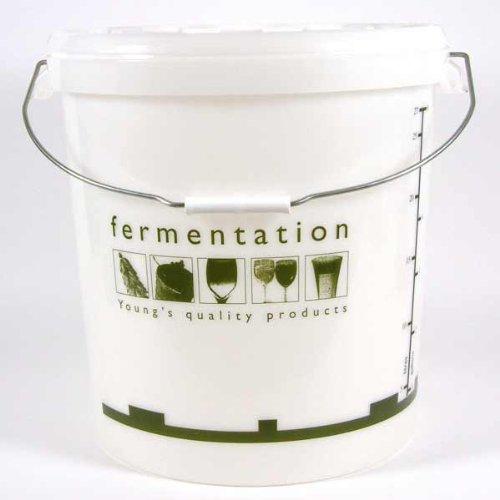 Plastic Fermentation Bucket - 30 litre Dowricks Goodlife