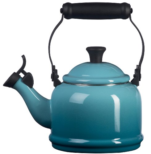 chantal orange tea kettle - 3