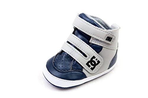 DC Shoe Babies Crib Shoes (6-9, Black) ()