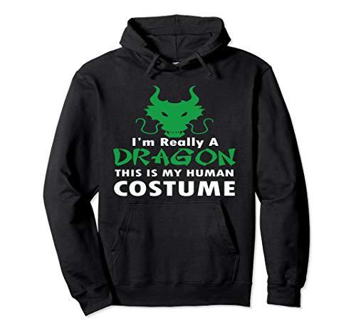 Funny Dragon Halloween Costume Scary