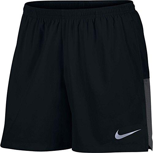 Nike Mens Flex Running Short Black/Anthracite Size Large