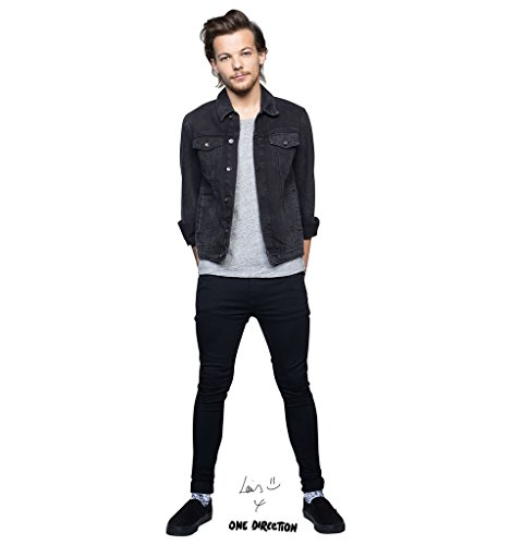 1902 One Penny (Louis Tomlinson - One Direction - Advanced Graphics Life Size Cardboard)