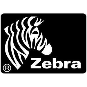Z-Ultimate 3000T - Permanentes, selbstklebendes Acrylpapier (glänzend, polyesterbeschichtet) - weiß by Zebra Technologies