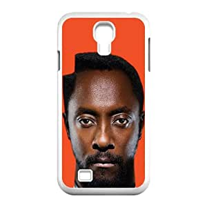 Will.I.Am Samsung Galaxy S4 9500 Cell Phone Case White U3592026