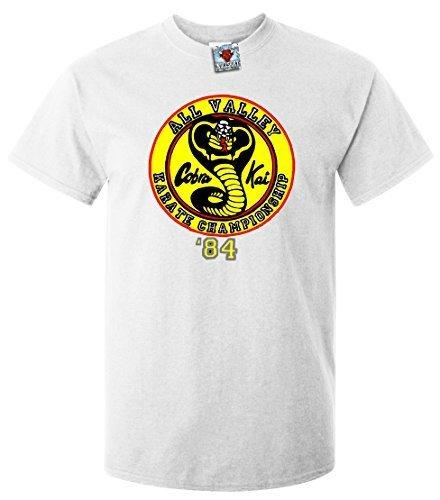 Bullshirt's Men's Cobra Kai T-Shirt.
