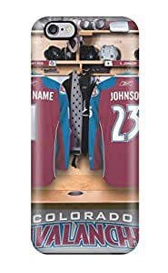 Iphone 6 Plus Case Slim [ultra Fit] Colorado Avalanche (29) Protective Case Cover