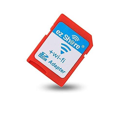 Hengbaixin Ez Share - Soporte para tarjeta de memoria (WiFi ...