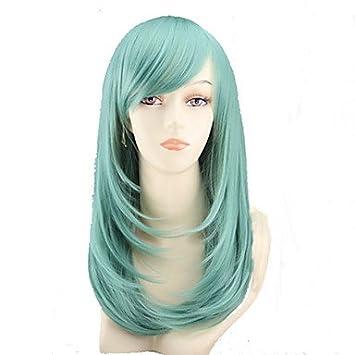 GSP-peluca del color de la flor de la historieta larga de pera tiene un