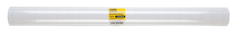 Idena Buchfolie, transparent / selbstklebend (2er Pack 3 m x 40 cm)