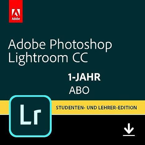 Adobe Photoshop Lightroom 6 Deutsch Mac Download Amazonde