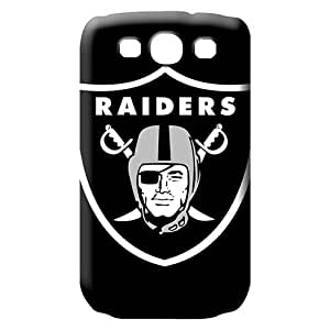 samsung galaxy s3 phone carrying case cover Retail Packaging Highquality pattern oakland raiders