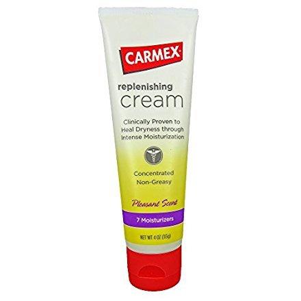 Carmex Replenishing Cream for Dry Skin - 4 Oz