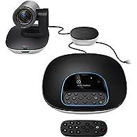 Logitech Group - Sistema de videoconferencia HD 1080P (Reacondicionado Certificado)