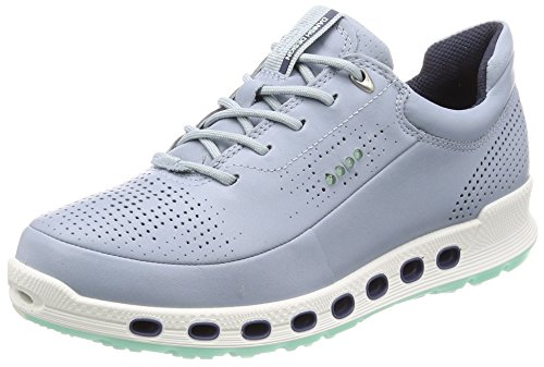 Ecco Damen Cool 2.0 Sneaker Blau (Arona Dritton 1292)