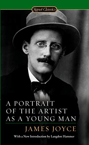 A Portrait of the Artist as a Young Man (Signet Classics)