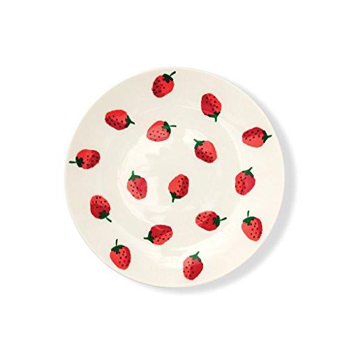 kate spade new york Melamine Dinner Plate - Strawberries