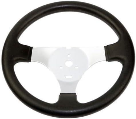 Set of Go Kart Steering Wheel Assembly 110CC Tie Rod Rack Adjustable Shaft Great