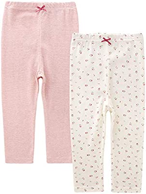 Baby Warm Pants for Winter Cotton Trousers Soft Toddler Clothes 12-24 Months