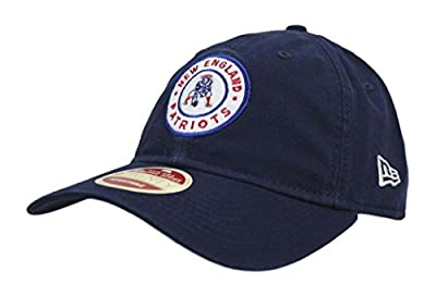 "New England Patriots New Era NFL 9Twenty ""Historic Team Ballcap"" Adjustable Hat from New Era"