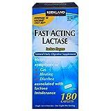 Kirkland Signature Fast Acting Lactase Enzyme