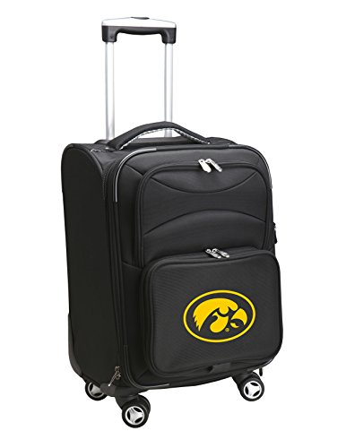NCAA Iowa Hawkeyes Carry-On Spinner by Denco